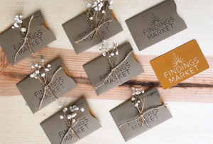 FINDINGS MARKET GIFT CARD