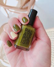Load image into Gallery viewer, CHIMICHURRI NAIL POLISH - PALATE POLISH