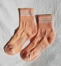 Load image into Gallery viewer, GIRLFRIEND SOCKS | GRAPEFRUIT