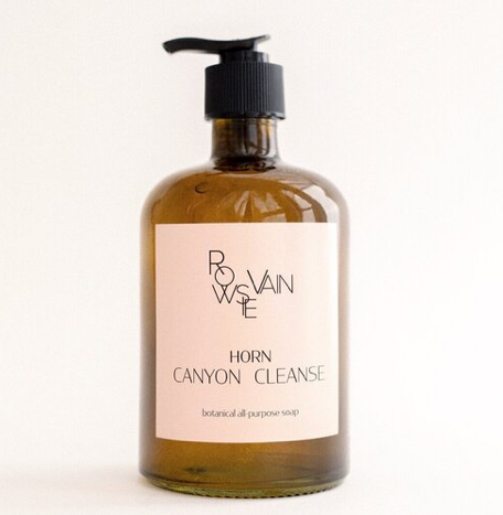 HORN CANYON CLEANSE - ROWSIE VAIN