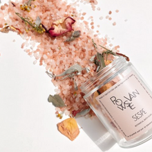 Load image into Gallery viewer, SESPE BOTANICAL BATH SOAK - ROWSIE VAIN