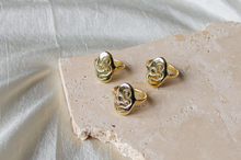 Load image into Gallery viewer, SERPENT RISING RING | BRASS - DEA DIA