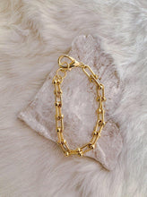 Load image into Gallery viewer, ASTRID GOLD CHAIN LINK BRACELET  - DEA DIA