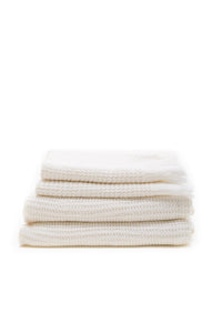 ELLA HAND TOWEL | WHITE - HOUSE NO.23