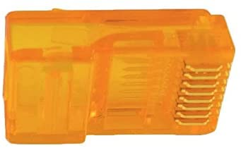 orange rj45 connector