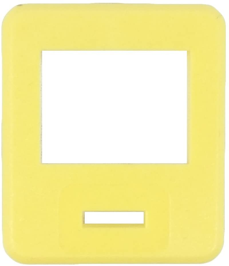 R.J. Enterprises 3013BUS-2 -- Keystone Jack Insert Yellow (100 pcs per bag)