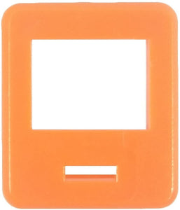 R.J. Enterprises 3013BUS-2 - Keystone Jack Insert Orange (100 pcs per Bag)