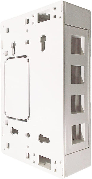 R.J. Enterprises - 4 Port Surface Mount Housing Box