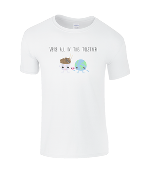 Kids in this together t shirt **50% to coronavirus charity**