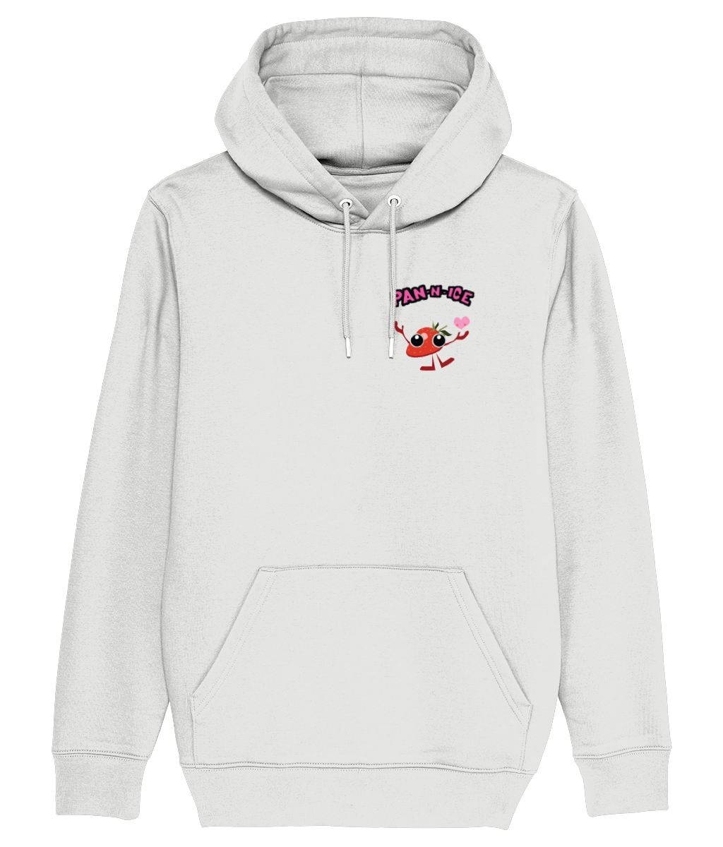 Unisex strawberry love hoodie