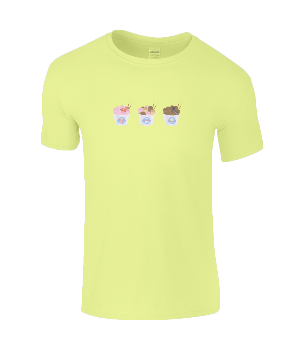 Kids ice cream t shirt