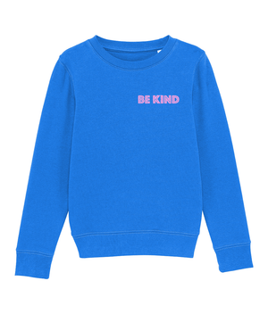 Be kind kids sweatshirt