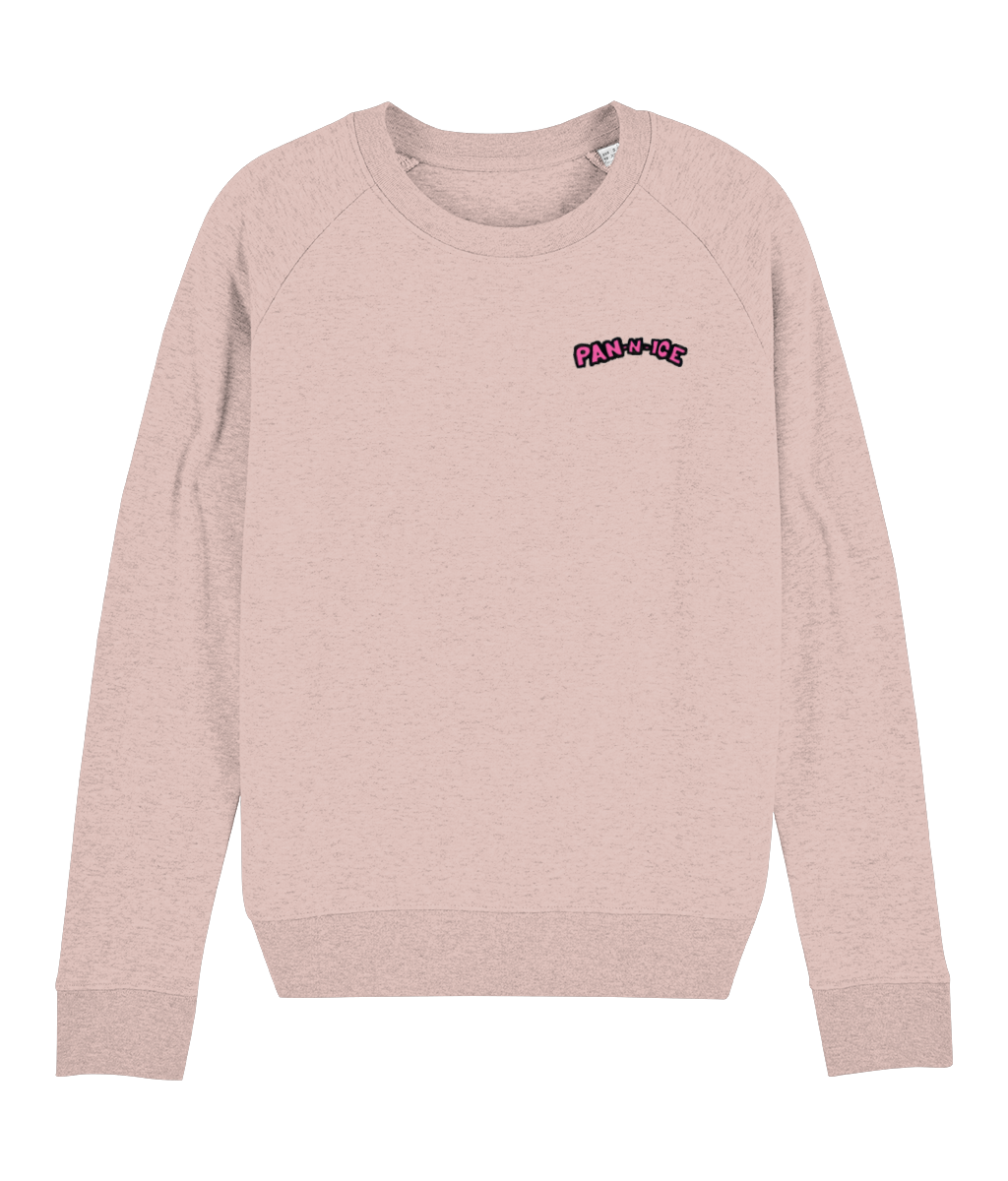 Woman's Pan-n-Ice sweatshirt