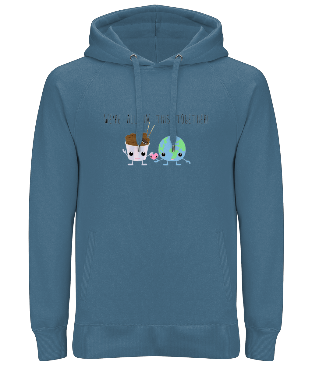 Unisex in this together hoodie **50% to Coronavirus charity**