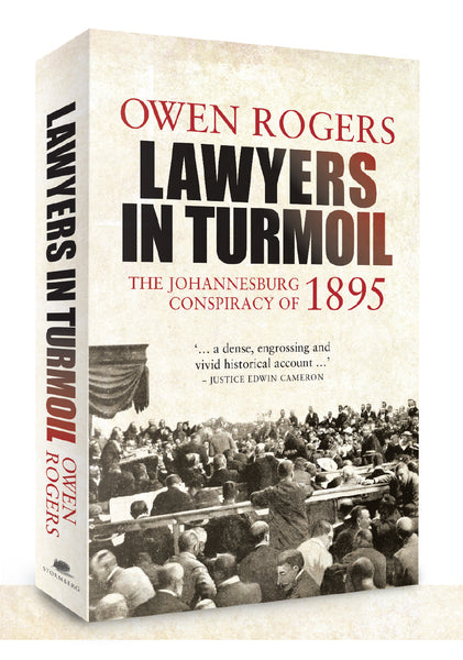 Lawyers in Turmoil - Hardcover Edition