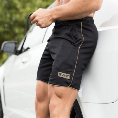 Summer Running Men Quick Dry Jogging Shorts