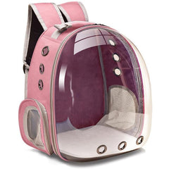 Cat Bag Portable | Space Capsule Transparent Breathable - FANTASY BIG STORE