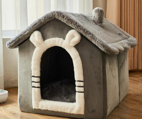 Dog and cat house comfortable and resistant | New models - FANTASY BIG STORE