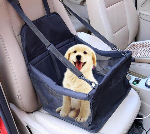 Travel Dog Car Seat Cover | Prevent motion dog's sickness | Safety seat for dogs | Practical and comfortable