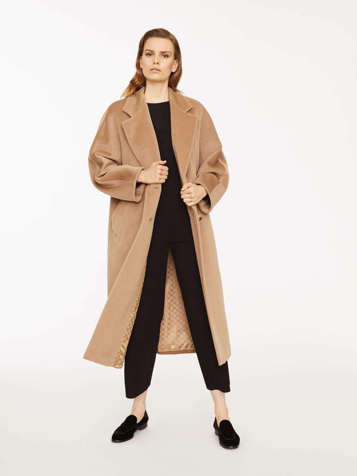 Madame Classic Cashmere & Wool Coat