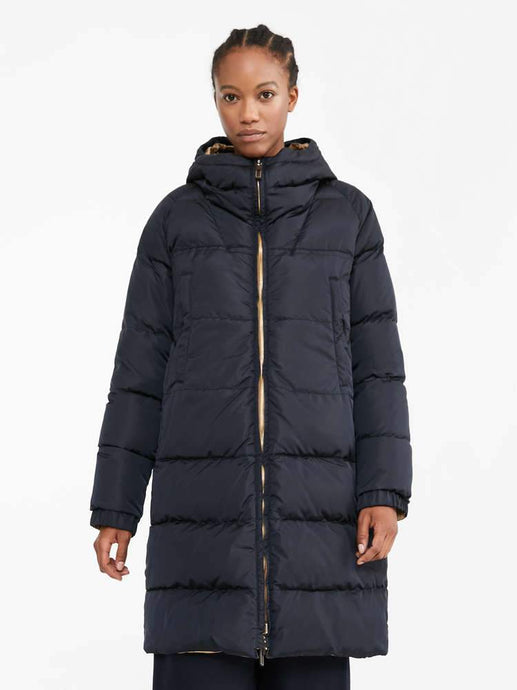 Sportl Sporty Hooded Down