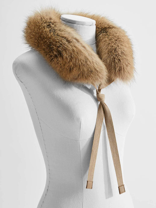 Gelada Cube Fur Collar