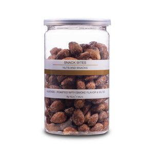 Almonds - Smoked & salted