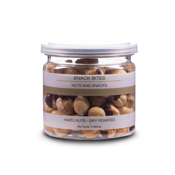Hazelnuts - Dry roasted
