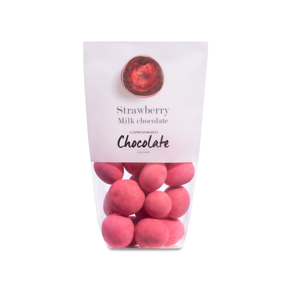 Strawberry - Milk chocolate
