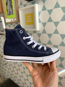 ALL STAR hoog donkerblauw
