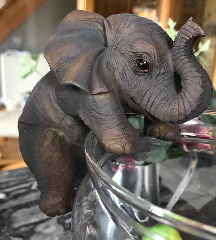 Elephant Pot Pal