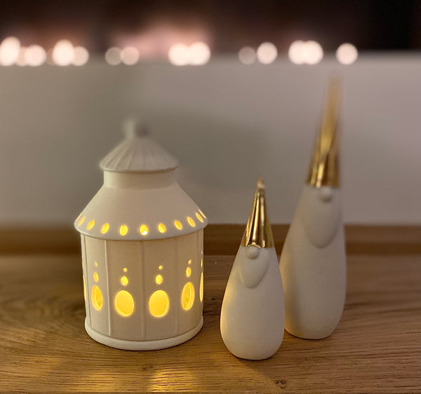Fairy-Tale Tealight Castle