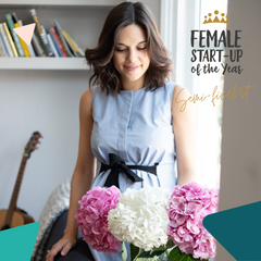 The Mood Club - Female Startup of the Year semi-finalist