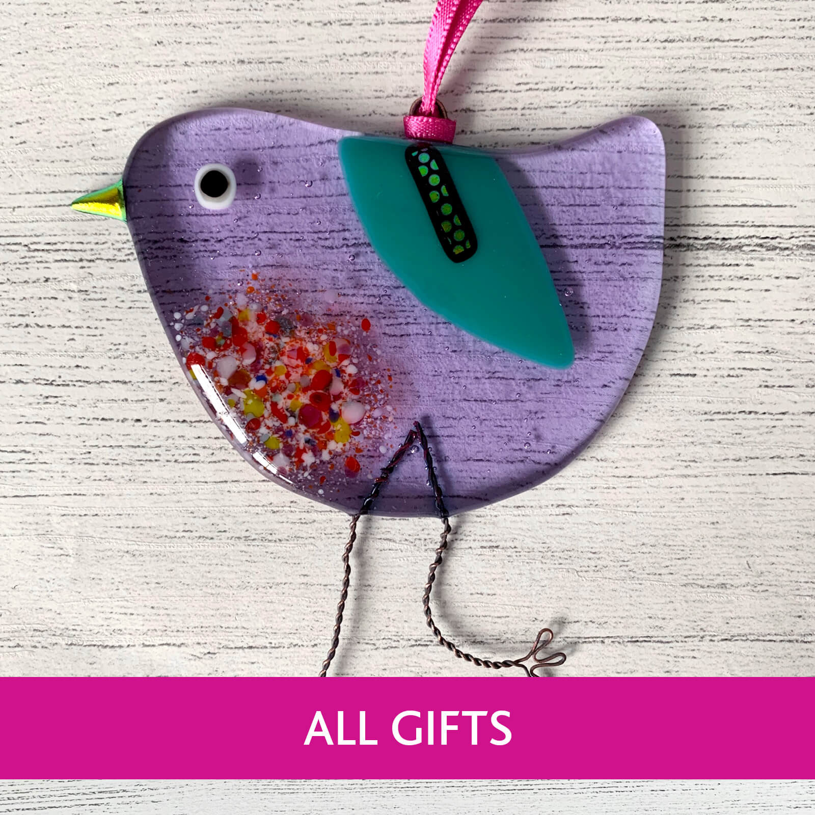 Ferrers Gallery, unique and handcrafted British made All Gifts Collection