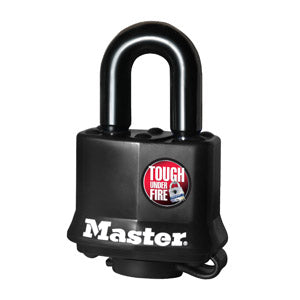 Master Lock 311 Laminated Steel Padlock 1-9/16in (40mm) wide-KeyedAlike.com