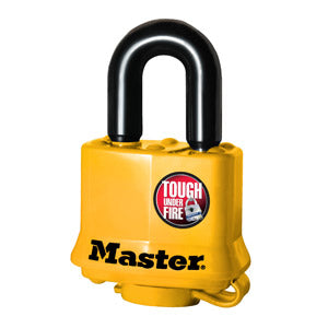 Master Lock 315 Laminated Steel Padlock 1-9/16in (40mm) wide-KeyedAlike.com