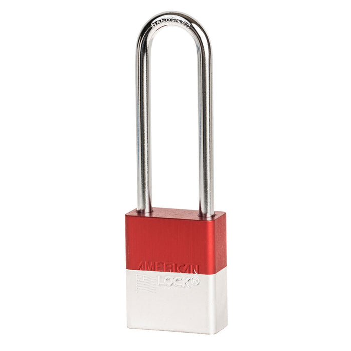 American Lock A1107 Anodized Aluminum Padlock 1-1/2in (38mm) wide