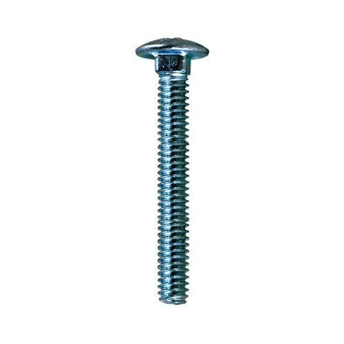 "Hodge Products Inc CB0436Z 1/4"" x 2-1/4"" Carriage Bolts-KeyedAlike.com"