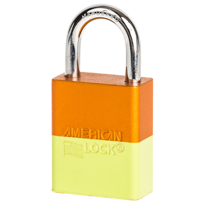 American Lock A1105 Anodized Aluminum Padlock 1-1/2in (38mm) wide