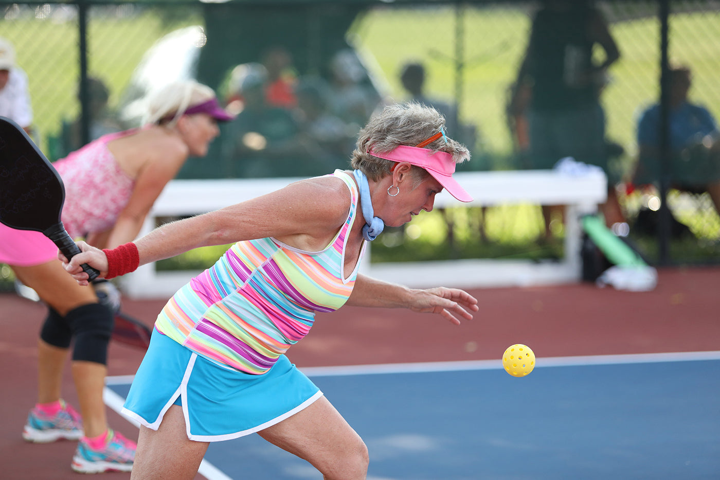 Health and Social Benefits of Pickleball for Young and Older Adults