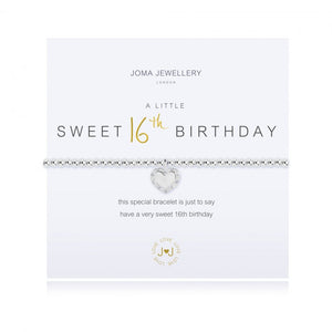 Load image into Gallery viewer, Joma Jewellery A Little Sweet 16th Birthday Bracelet