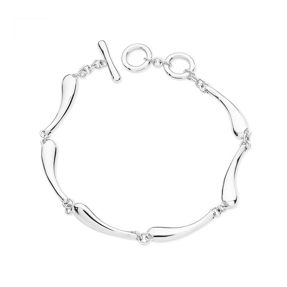 Lucy Quartermaine Six Drop Bracelet - Maudes The Jewellers