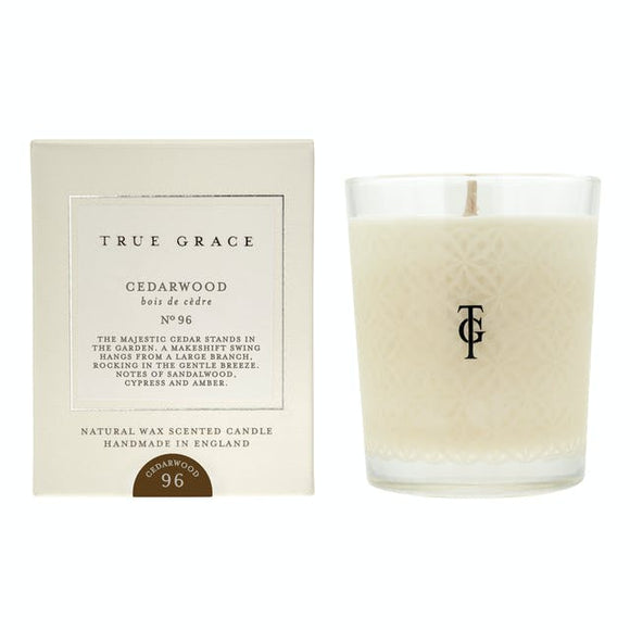 True Grace - Cedarwood Classic Candle