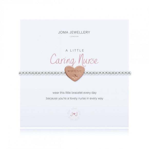 Joma Jewellery A Little Caring Nurse