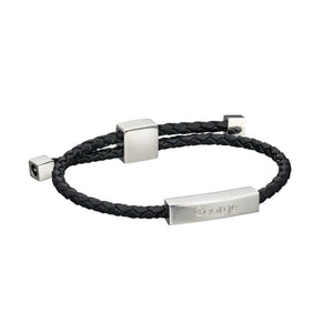 Child's Leather Bracelet - engraveable