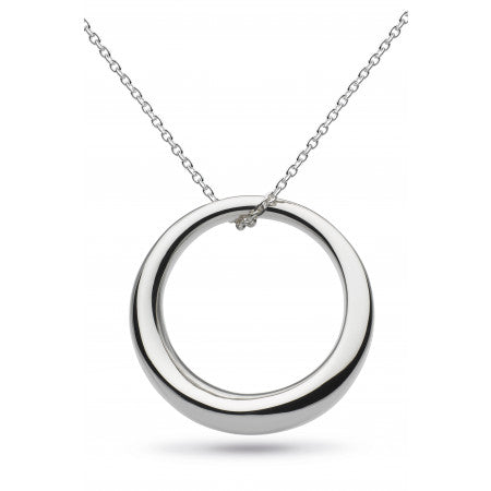 Kit Heath Bevel Cirque Heavy Necklace - Maudes The Jewellers