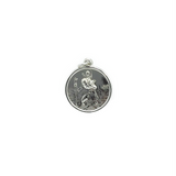 Sterling Silver St Christopher (No Chain)
