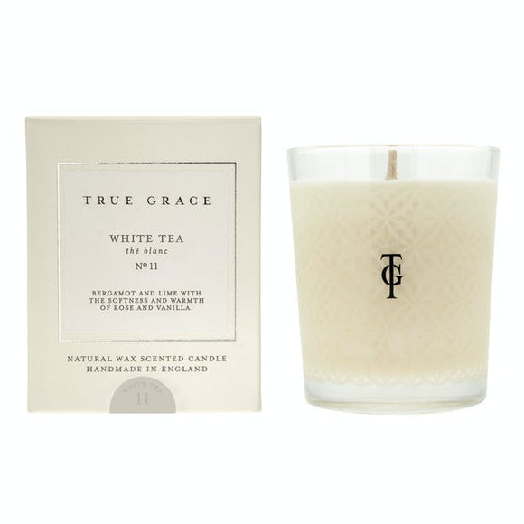 True Grace - White Tea Scented Candle