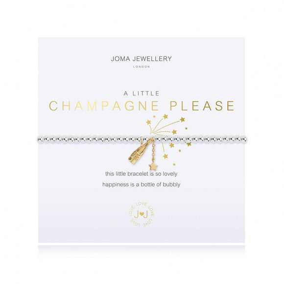 Joma Jewellery A Little Champagne Please