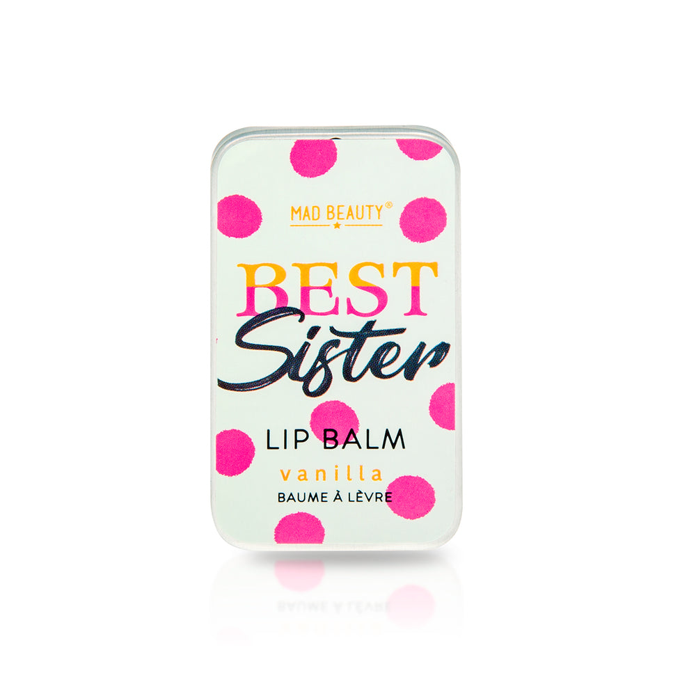 MAD Beauty Simply The Best Lip Balm Tins